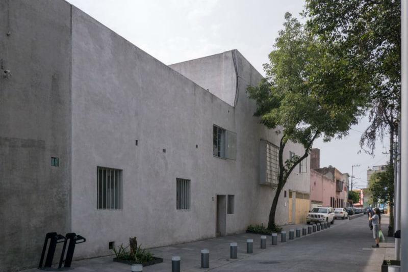 Casa y Estudio de Luis Barragán
