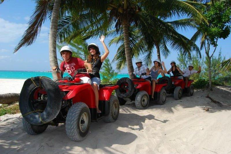 ATV y Speed Boat Adventure de Cancún y Riviera Maya