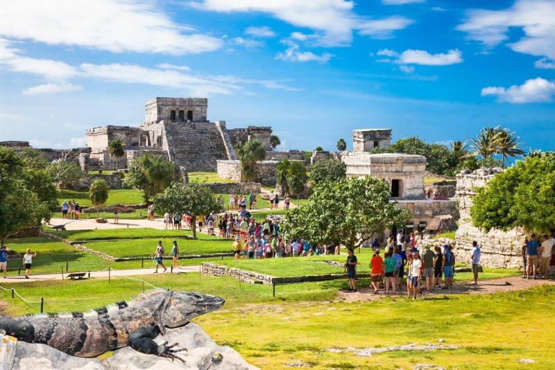 Ruinas de Tulum y nado con tortugas: tour combinado