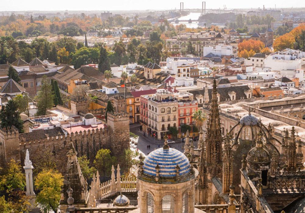 ciudad andalucia viajes