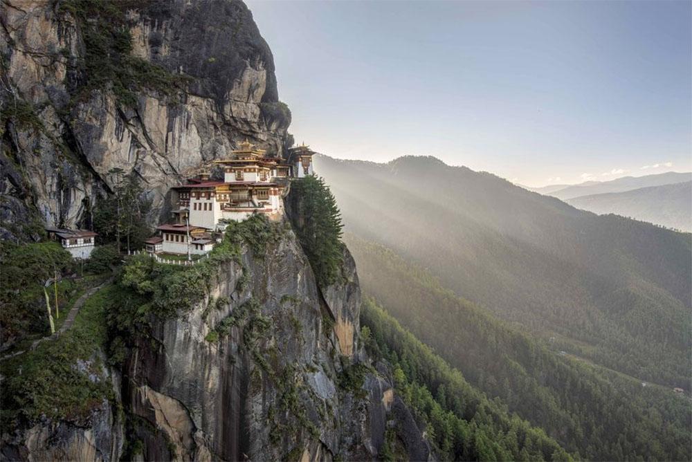 destinos de naturaleza viaje a butan